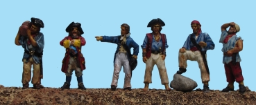 Pirates of the Caribean set no.1