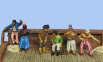 Pirates of the Caribean set no.3
