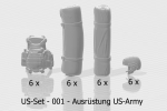 US Army Equipment - Print on Demand